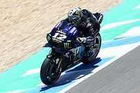 Viñales cierra el miércoles al frente en Jerez
