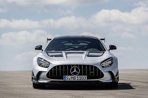 Nowy Mercedes-AMG GT Black Series