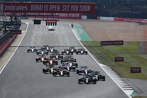 British F1 GP sprint qualifying race: Start time, how to watch, channel