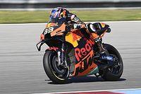 """MotoGPチェコGP決勝:""""初""""づくしのビンダー優勝にKTM歓喜。中上追い上げ8位"""