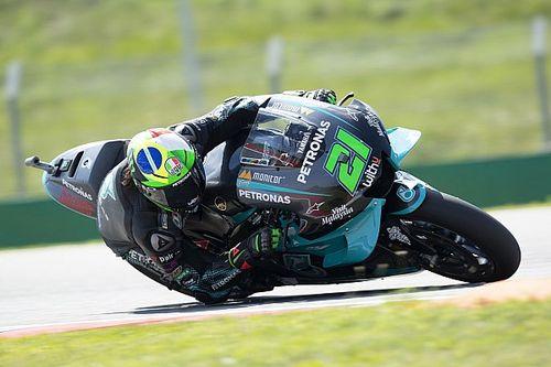 Brno MotoGP: Morbidelli tops FP3, Dovizioso to Q1