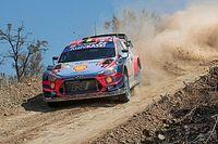 WRC Estonia: Hyundai con Tanak, Neuville e Breen