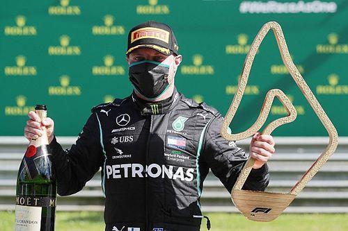Bottas gana en Austria, Hamilton y Pérez penalizan