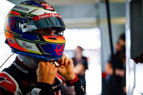 Grosjean n'exclut pas un retour en F1 pour une pige