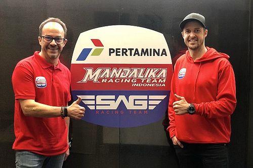 Mandalika Racing Team Indonesia ed il team SAG insieme nel 2021