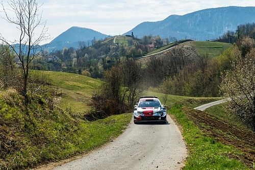 WRC, in Croazia con le Pirelli create con feedback della F1