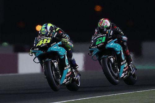 Rossi si aggrappa al setting del Warm-Up di Doha