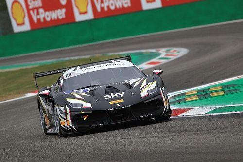 Ferrari Challenge Europe - Les courses de Monza en live streaming