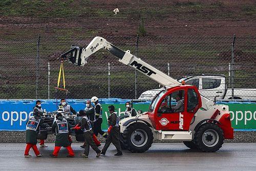 F1-rijders willen kraanincident Turkije bespreken met FIA