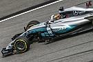F1 in Sepang: Deshalb ging Mercedes am Freitag baden