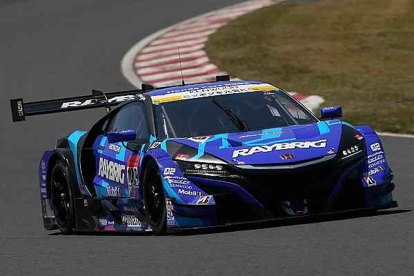 Super GT Autopolis Super GT: Yamamoto takes Honda's second pole of the season