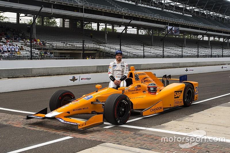Alonso et McLaren reviennent à l'Indy 500!