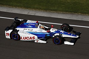IndyCar Practice report Indy 500: Veteran one-off Howard holds P1 at halfway point on Day 4