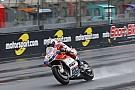 Le Mans MotoGP: Dovizioso leads Marquez by 0.043s in wet FP2