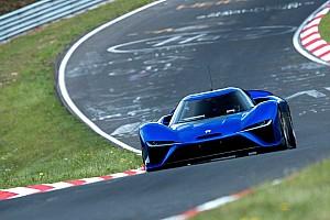 Automotive Noticias de última hora NIO EP9, el coche de producción más rápido en Nürburgring
