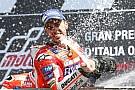 GALERI: Selebrasi kemenangan Dovizioso di Mugello