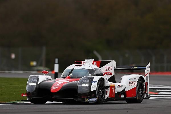 WEC у Спа: Toyota швидша за Porsche у першій практиці