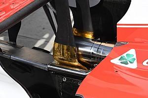 Formel 1 Analyse Formel-1-Technik: Spyshots der Updates für den GP Bahrain 2017