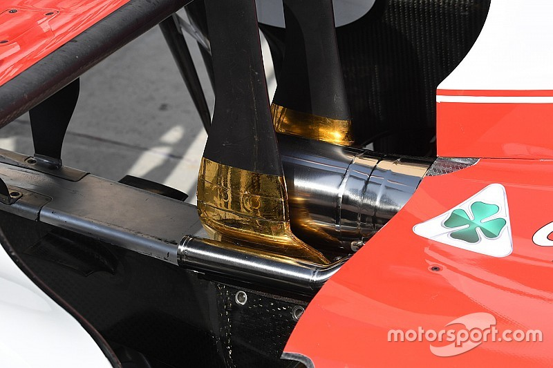 Gallery: Key F1 tech spy shots at Bahrain GP
