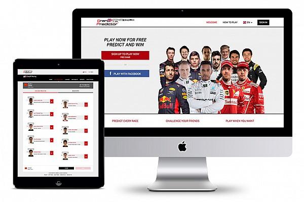 General Motorsport Gaming launches Grand Prix Predictor