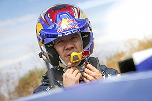 WRC Reporte de pruebas Ogier firma el mejor tiempo en el 'shakedown' de Córcega