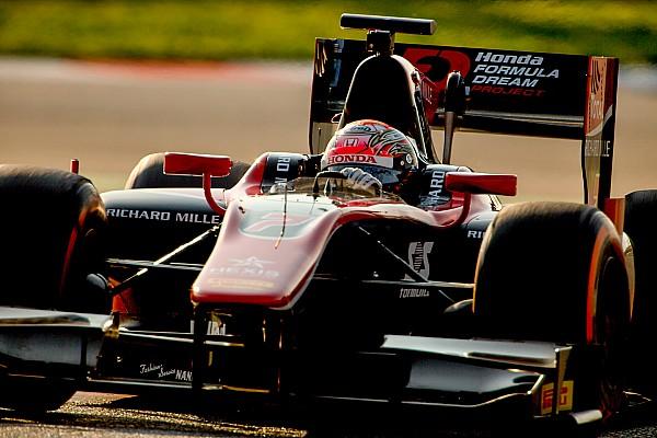 FIA F2 Laporan tes Era baru F2, Matsushita puncaki hari perdana tes pramusim, Gelael P13