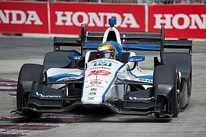 IndyCar Actualités Accidenté en qualifs, Gutiérrez n'est pas autorisé à reprendre la piste