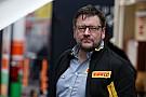 Promotion pour Hembery, Pirelli remanie son département F1