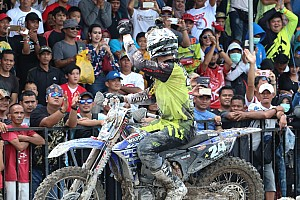 MXGP Special feature VIDEO: Aksi-aksi seru MXGP Indonesia