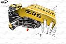 Formel 1 Formel-1-Technik: Entwicklung des Renault RS17 in der Saison 2017