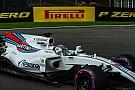 Massa szerint a Williams hátrafelé lépked