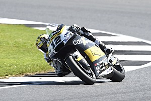Moto2 Interview Tom Lüthi verpasst das Podium in Silverstone: