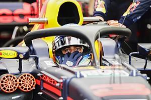 Fórmula 1 Noticias Ricciardo asegura que los fans deberán acostumbrarse al halo