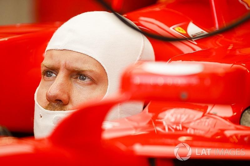 Em 11º no TL2, Vettel admite dia difícil em Cingapura