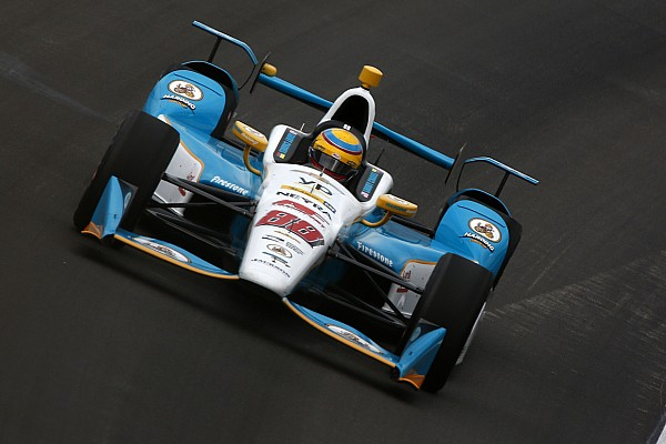 Chaves competirá con Hardin Racing en IndyCar