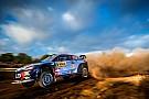WRC Ралі Іспанія: Міккельсен на мить випередив Ож'є у перший день