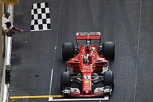 فيتيل يتقدّم ثنائيّة فيراري في سباق موناكو ويوسّع الفارق مع هاميلتون في البطولة