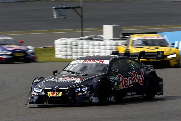 Marco Wittmann centra a tempo scaduto la pole per Gara 2 al Nurburgring