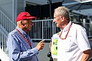 Lauda adviseert Red Bull: