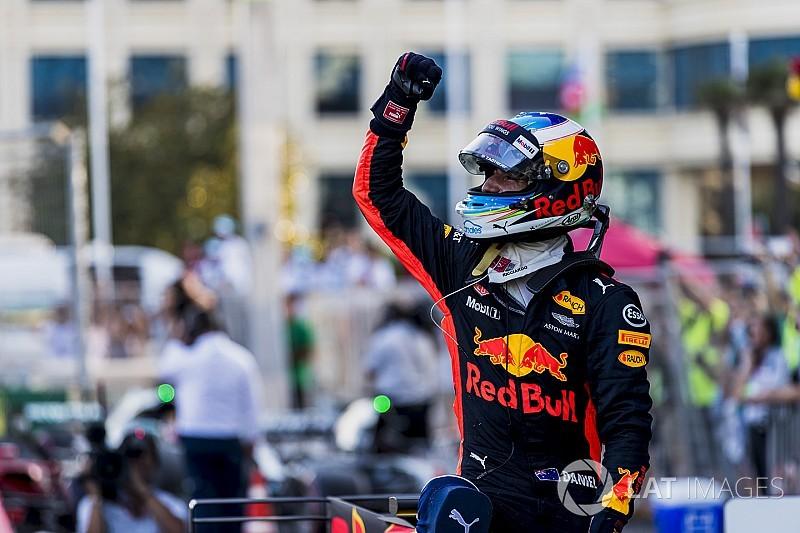 Анализ: Как Риккардо прорвался к победе с 17-го места