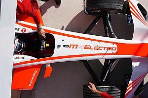 Формула E Новость Хайдфельд попробует побить свой рекорд Гудвуда на машине Формулы Е