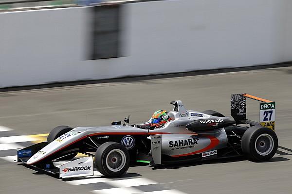Евро Ф3 Отчет о гонке Дарувала выиграл первую гонку Ф3 в карьере