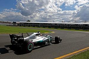F1 Reporte de calificación Hamilton logra su cuarta pole consecutiva en Australia
