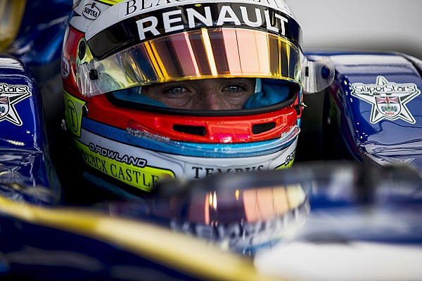 Kubica es un rival para correr en Renault, asegura Rowland