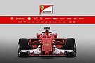 Ferrari'nin 2017 F1 aracı SF70H tanıtıldı!