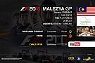 F1 2016 online turnuva: Malezya GP - Canlı Yayın