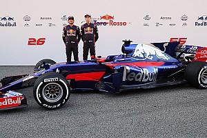F1 分析 技术分析:红牛二队2017款STR12赛车