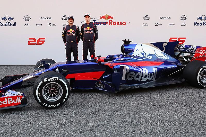 Технічний аналіз: анатомія боліда Ф1 Toro Rosso STR12