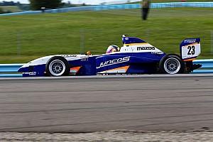 Pro Mazda Race report Watkins Glen Pro Mazda: Franzoni clinches title with dominant win