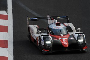 WEC Breaking news Toyota makes line-up change for Austin WEC race